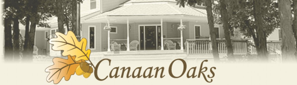 Paola ~ Cannan Oaks Bed + Breakfast